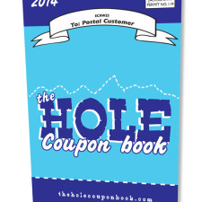 The Hole Coupon Book Sample