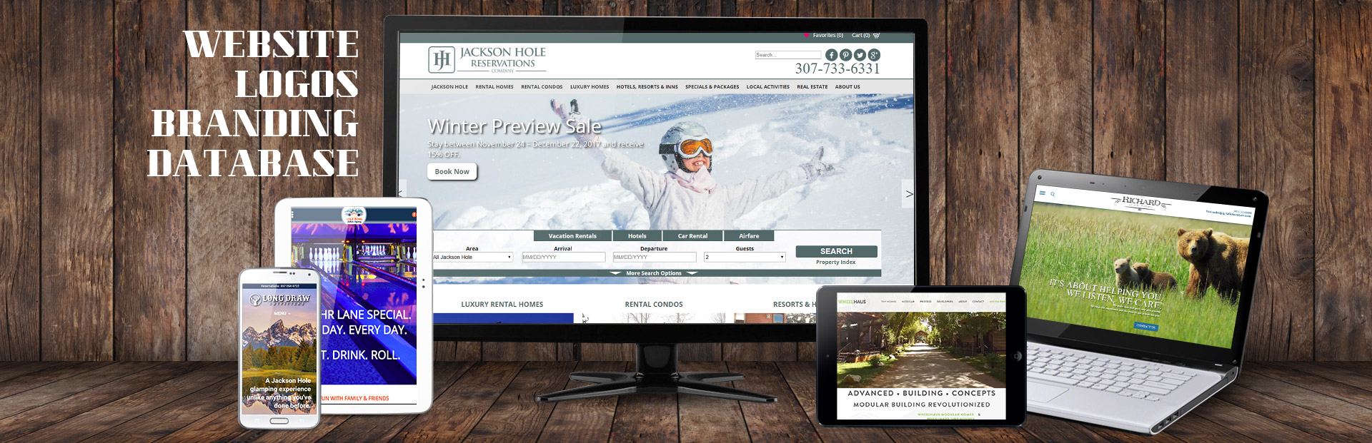 Jackson Hole Web Design