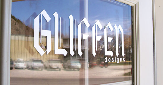 Contact Gliffen Designs