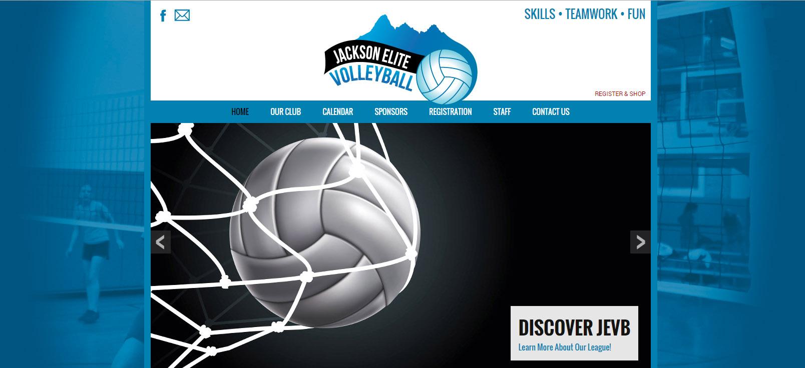 Jackson Elite Volleyball