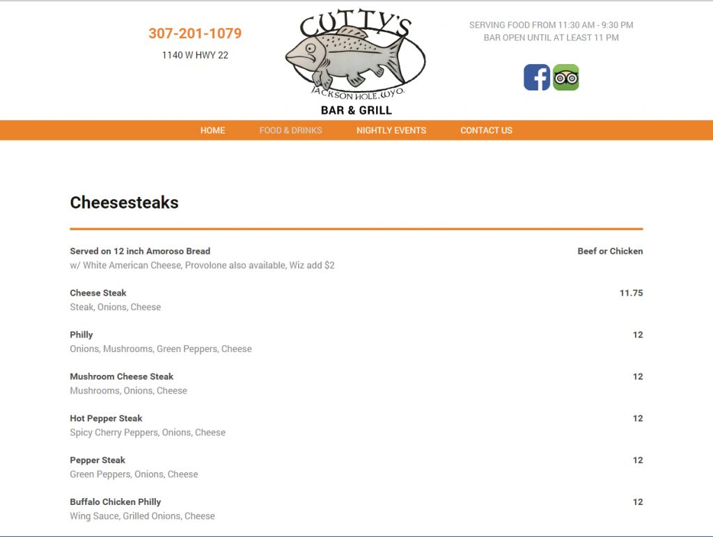 Cutty's-Bar-and-Grill-Menu-Page