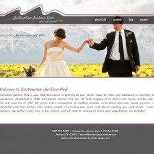 Website Design - Home Page