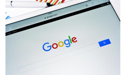 google ranks website content