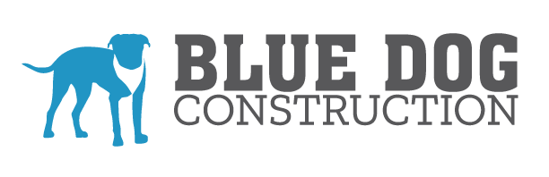 blue dog construction