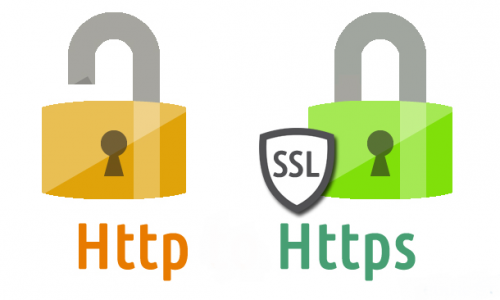 Http vs https lock icon
