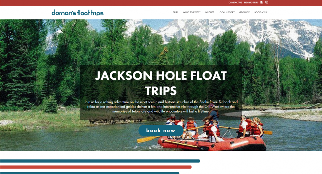 Dornan's Website portfolio image