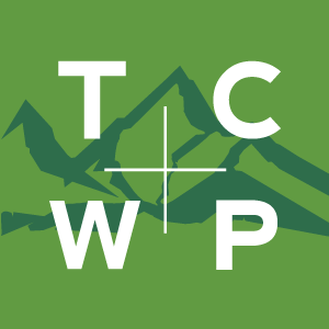 Light green TCWP logo