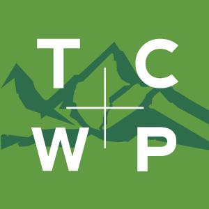 Light green TCWP logo